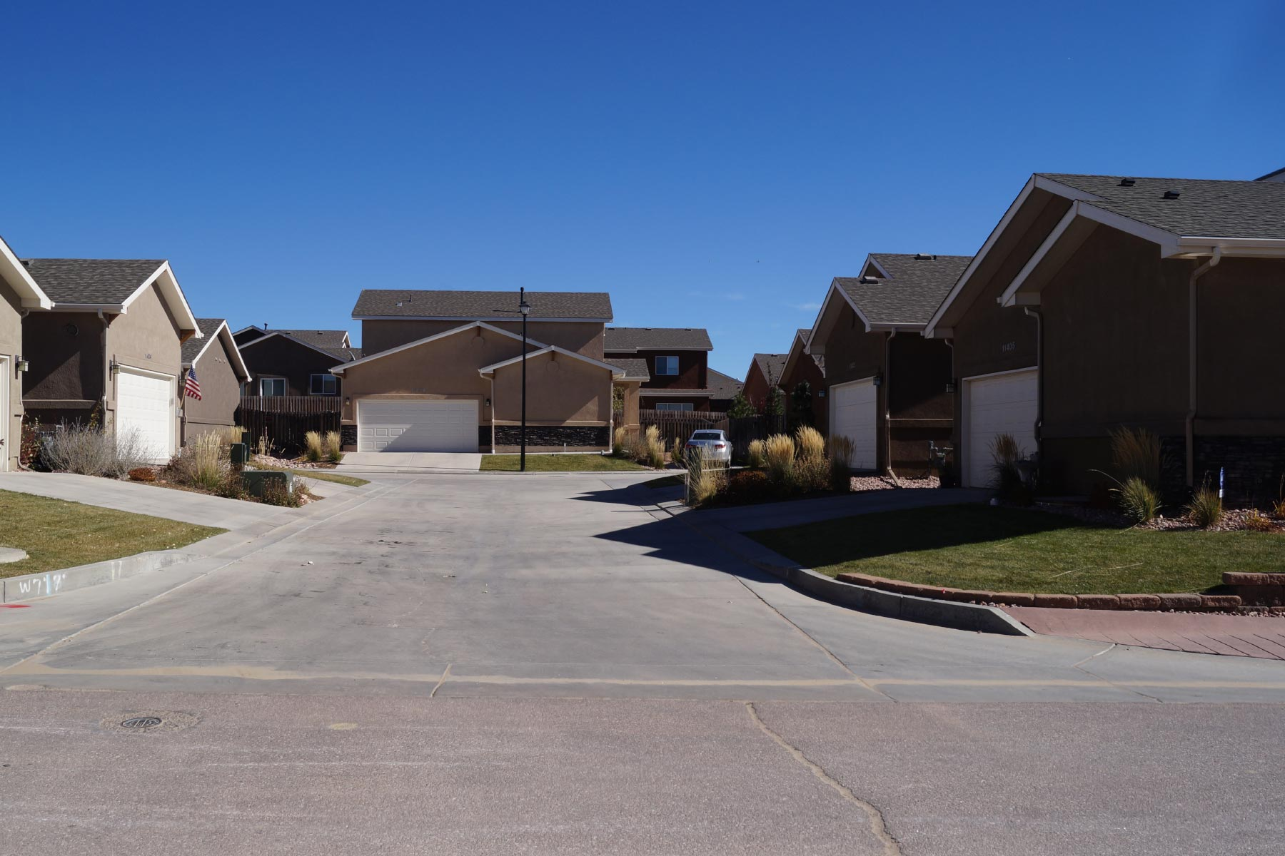 Courtyards at Woodmen Hills West